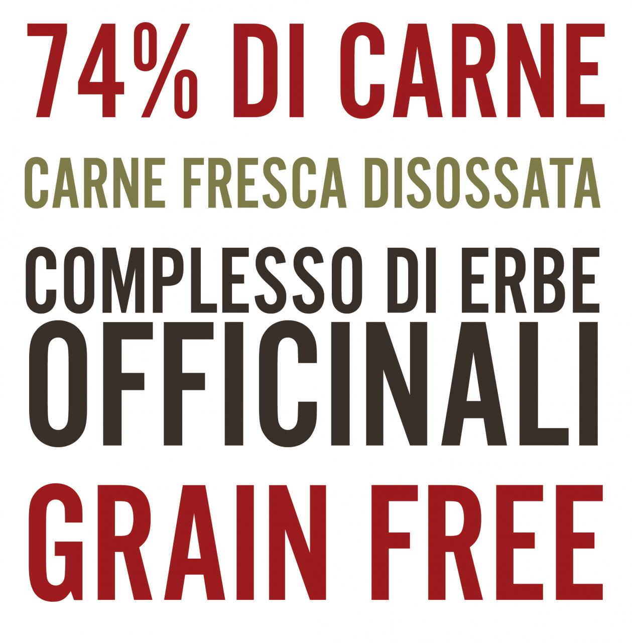 crocchette cani senza cereali grain free